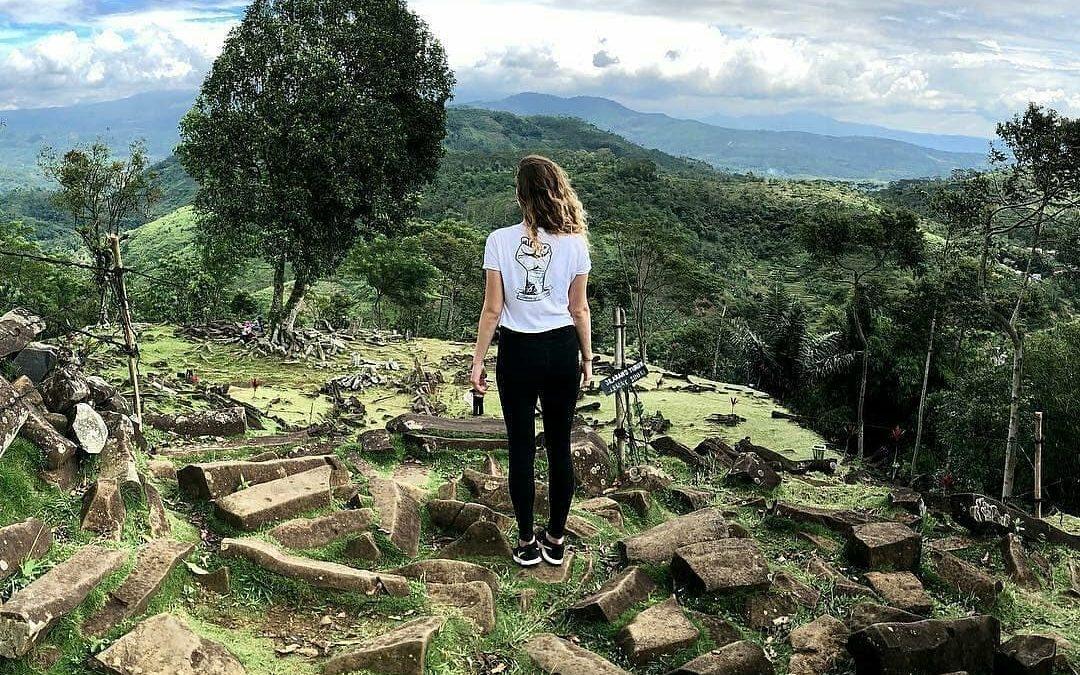 Situs Megalithikum Gunung Padang Cianjur